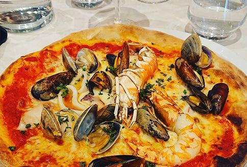 Votre restaurant italien à Chamonix-Mont-Blanc
